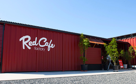 Red Cafe factory