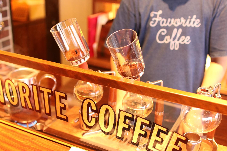 FAVORITE COFFE 岩出店