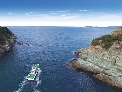 「和歌の浦遊覧船」の運航開始